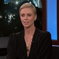 VIDEO: Charlize Theron Talks About Her Worst Date on JIMMY KIMMEL LIVE! Video