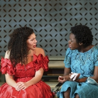 BWW Review: SCHOOL GIRLS; OR, THE AFRICAN MEAN GIRLS PLAY at Portland Center Stage Photo