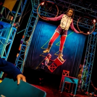 Aerial Theatre Show AIDY THE AWESOME Digital Tour Announced Photo