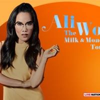 Ali Wong Announces 2021 THE MILK & MONEY Tour Photo