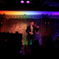Photos: Edmund Bagnell Celebrates That HAPPY DAYS ARE HERE AGAIN at Feinstein's/54 Be Photo