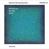 ECM New Series Releases Danish String Quartet PRISM III - Beethoven/Bartók/Bach Photo