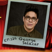 The Theatre Podcast With Alan Seales Chats With George Salazar Photo