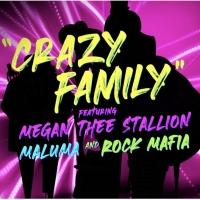 Megan Thee Stallion, Maluma, & Rock Mafia Release New Track from THE ADDAMS FAMILY 2  Photo