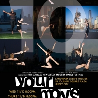 The 10th Annual YOUR MOVE MODERN DANCE FESTIVAL Returns To The Landmark Loew's Theatre