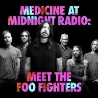 Apple Music and Foo Fighters Launching 'Medicine At Midnight Radio' Photo