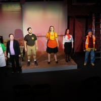 BWW Review: WORKING WAS AN EXTRAORDINARY MUSICAL OF THE WORKING CLASS  at Powerstorie Photo