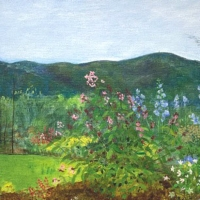 Jeanie Prall Wing Has Second Solo Show at Blue Mountain Gallery Photo
