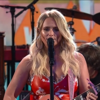 VIDEO: Miranda Lambert Performs 'It All Comes Out in the Wash' on THE LATE SHOW WITH STEPHEN COLBERT