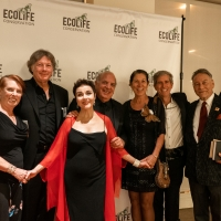 BWW Interview: Christine Andreas and Bill Toone of the ECOLIFE Conservation VIRTUAL C Photo