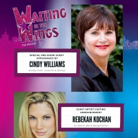 Rebekah Kochan and Cindy Williams to Appear At World Premiere of WAITING IN THE WINGS: THE Photo
