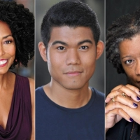Margo Hall, Ely Sonny Orquiza And Donna Washington Lead Stagebridge Performing Classe Photo
