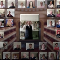 VIDEO: Royal Opera House Chorus Members Wish the Queen a Happy Birthday Photo