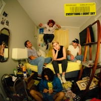 Cry Baby Release Debut EP 'Everything I Didn't Say' Photo