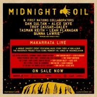 Midnight Oil Announce MAKARRATA LIVE Collaborators Photo
