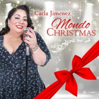 "Carla Jimenez Releases Her Holiday Album ""Mondo Christmas"" Photo"