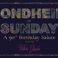 Celebrate Sondheim's 90th Birthday On Twitch with Victoria Gordon