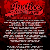 Justice Comes Alive Raises $55,000 for the Plus1 For Black Lives Fund with Virtual Music Festival