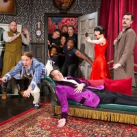 BWW Review: THE PLAY THAT GOES WRONG Goes Right in Memphis Photo
