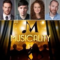 West End and TV Recording Stars Take to the Stage in MUSICALITY at London's Crazy Coq Photo