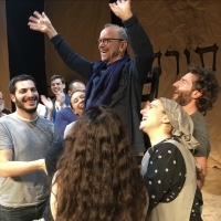 FIDDLER ON THE ROOF IN YIDDISH Celebrates One Year Anniversary Photo