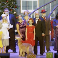 VIDEO: Fort Wayne Civic Theatre's ANNIE Cast Performs 'We Wish You a Merry Christmas' Photo