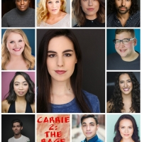 Jenny Rose Baker, Larry Owens, Felicia Finley, And More in  CARRIE 2: THE RAGE, AN UNAUTHORIZED MUSICAL PARODY