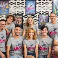 ALICIA EN EL MUSICAL DE LAS MARAVILLAS inicia sus ensayos