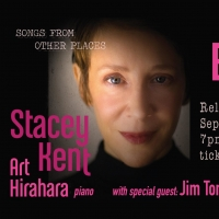 BWW Review: Stacey Kent is Transportive in SONGS FROM OTHER PLACES at Birdland Jazz C Photo