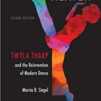 BWW Review: Twyla Tharp and the Reinvention of Modern Dance by Marcia B. Siegel Photo