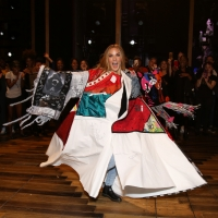 Photo Coverage: Katie Webber Receives the Legacy Robe on Opening Night of TINA