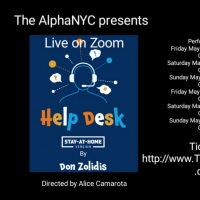 The AlphaNYC Presents HELP DESK Live On Zoom Photo