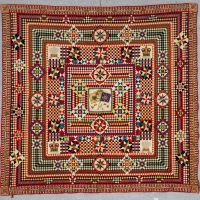 Quilts From Military Fabrics Exhibition Comes To Adelaide For The First Time Photo