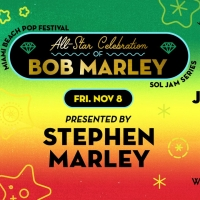 Miami Beach Pop Festival Adds Guest to to All-Star Celebration of Bob Marley