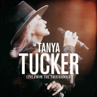 Tanya Tucker Live From The Troubadour Available Oct. 16 Photo