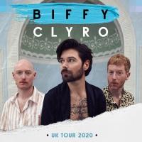 Biffy Clyro Announce UK Arena Tour