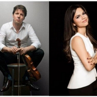 Joshua Bell, Larisa Martinez and Peter Dugan to Perform in Livestream, Live in Front  Photo