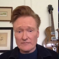 VIDEO: Conan O'Brien and Stephen Colbert Discuss Their Experiences Working From Home, Video