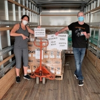 BeBold Bars Collaborates to Make Donations to Front-Line Workers on the East Coast Photo