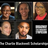 Broadway Stage Management Symposium Announces Charlie Blackwell Scholarships for BIPO Photo