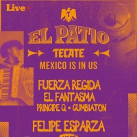 Fuerza Regido and El Fantasma Tapped For Tecate's New Latin Music Livestream Concert  Photo