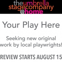 The Umbrella Stage Company Invites New Work From Local Playwrights Photo