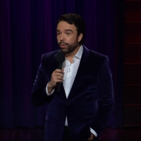 VIDEO: Watch Chris Garcia Perform Stand-Up on THE LATE LATE SHOW WITH JAMES CORDEN