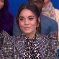 VIDEO: Vanessa Hudgens Talks Hanging Out With Snoop Dogg on GOOD MORNING AMERICA