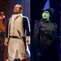 HAMILTON, WICKED, CHICAGO & THE LION KING Resume Broadway Performances Tonight Photo