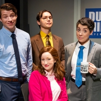THE OFFICE: A MUSICAL PARODY Comes to The CCA Photo