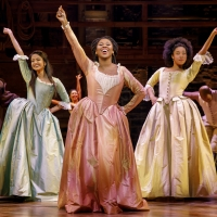 BWW Interview: HAMILTON's Ta'Rea Campbell Talks Starring as Angelica Schuyler in the Natio Photo