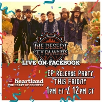 Heartland Network to Host The Desert City Ramblers EP Release Party Photo