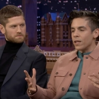 VIDEO: Matthew Lopez and Kyle Soller Discuss THE INHERITANCE with Jimmy Fallon Photo