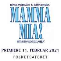 Mega Hit Musical MAMMA MIA! Will Return to Oslo in Early 2021